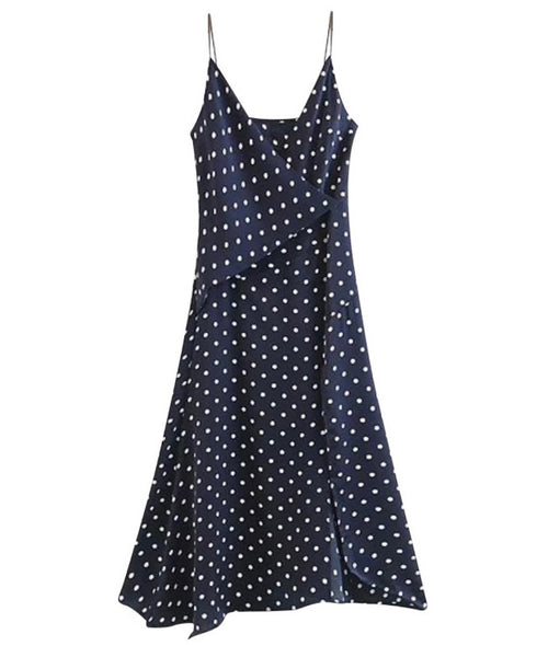 PRESALE Remy Polka Dot Midi Dress