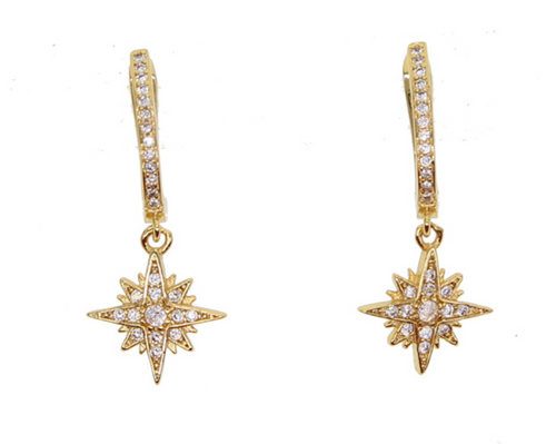 PRESALE North Star Earrings