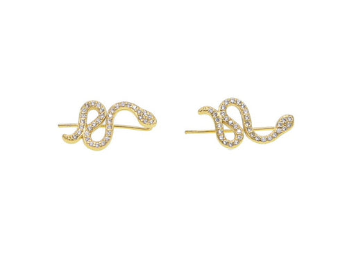 PRESALE Snake Earrings