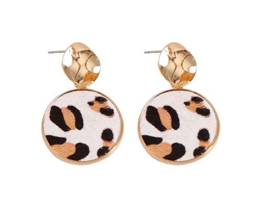 PRESALE Leopard Earrings