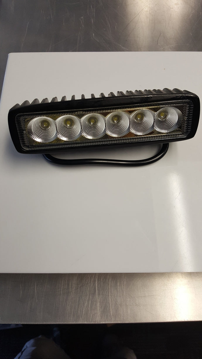 18 Watt Floodlight Bar