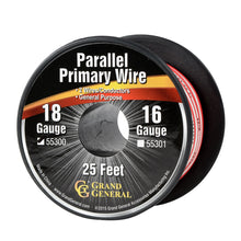 18 Gauge Parallel Primary 2 Wire Roll