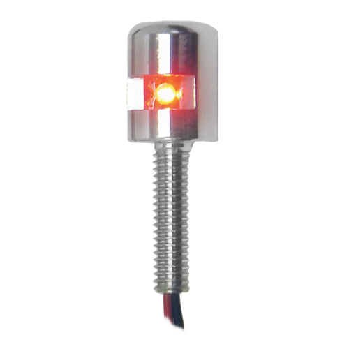 Side Type Screw LED Light- RED