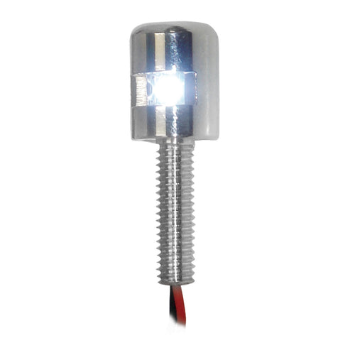Side Type Screw LED Light- White