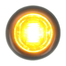 "3/4"" Amber SMD LED Mini Button Light (AKA Penny Lights)"