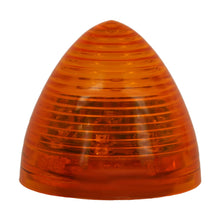 Beehive Sealed 2'' LED Clearance/ Side Marker Light- Amber