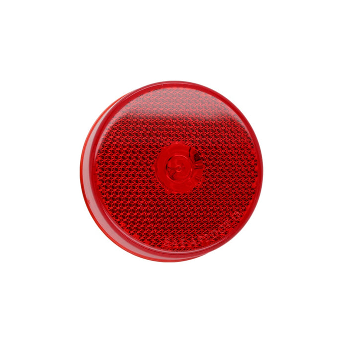 Sealed 2.5'' Round LED Clearance/ Side Marker Light- RED