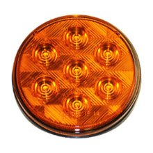 "4"" Round LED Sealed Parking and Turn Signal Light"