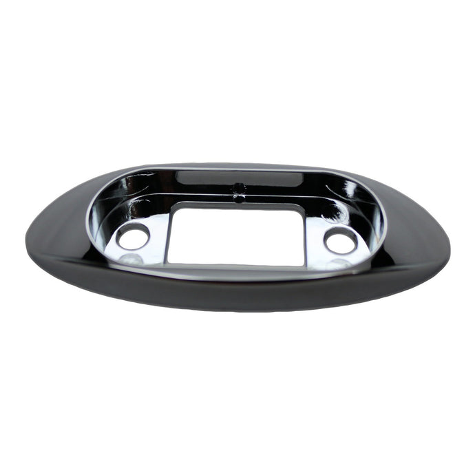 Chrome Bezel for Surface Mount Clearance Light