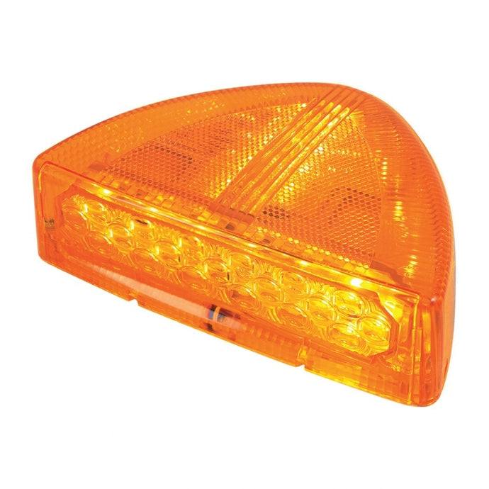 30 LED Peterbilt Low Profile Turn Signal- Amber LED and Lens