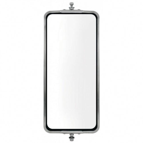 Stainless Steel West Coast Mirror - 7