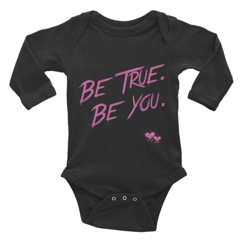 Truly You Long sleeve Onesie