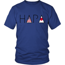 HAPA - T - Two Flag - JPN/US