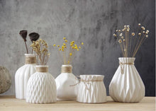 Nordic Dried Flower Ceramic Vases