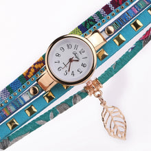 Elven Earth Banded Wristwatch