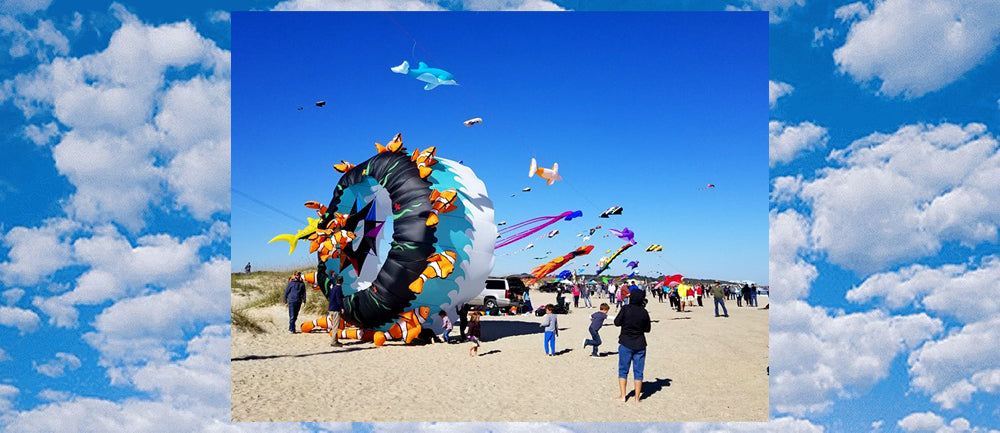Cape Fear Kite Festival 2019