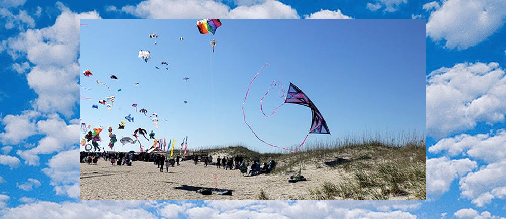 Revolution Kite Flight