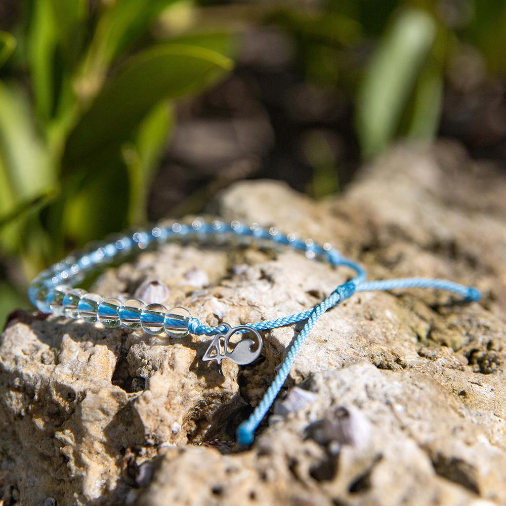 4Ocean Limited Edition Periwinkle/Blue Jellyfish Bracelet