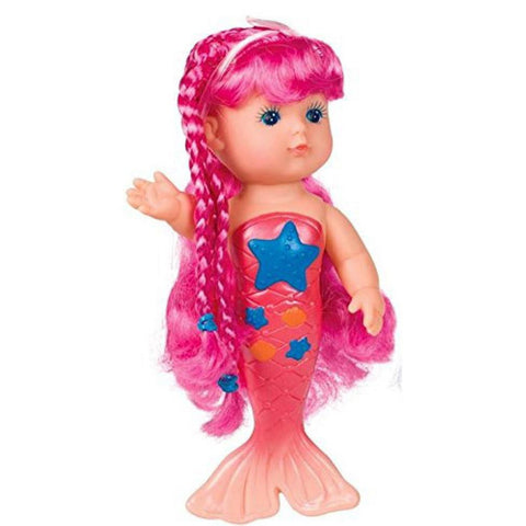 Bath Mermaid Doll Toy