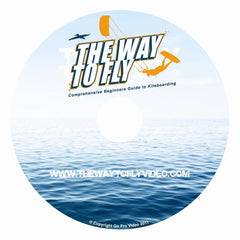 The Way to Fly Kiteboarding Instructional DVD