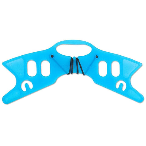 Blank Stunt Kite Line Winder With Bungee