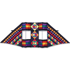 12 Foot Swept Wing Double Box Large Delta Kite
