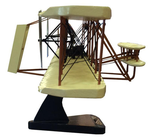 Kitty Hawk Flyer Wood Model