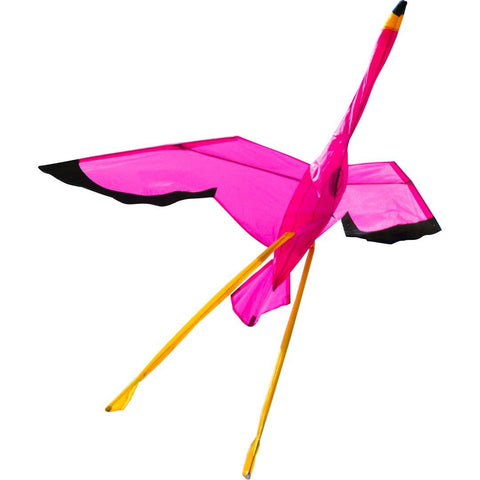 Flamingo Floyd 3D Kite
