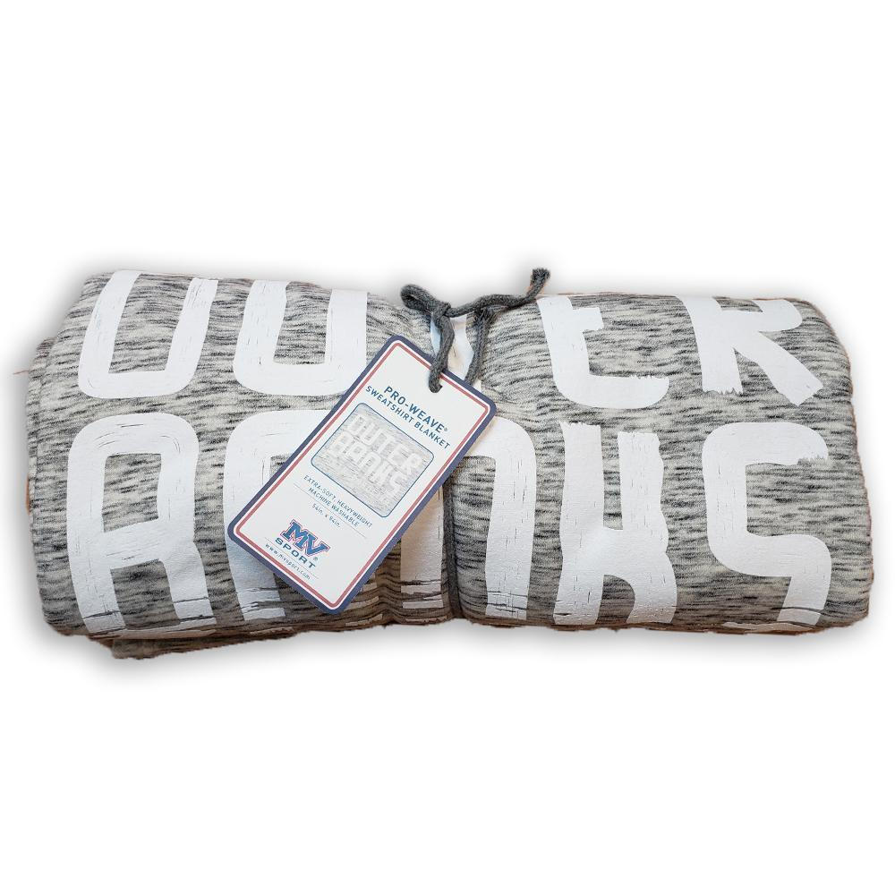 Outer Banks Sweatshirt Blanket