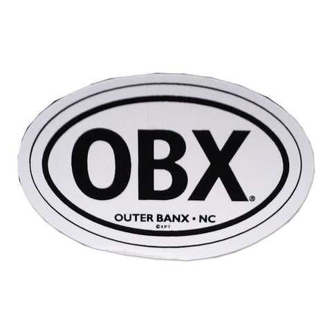 Large Oval OBX Magnet