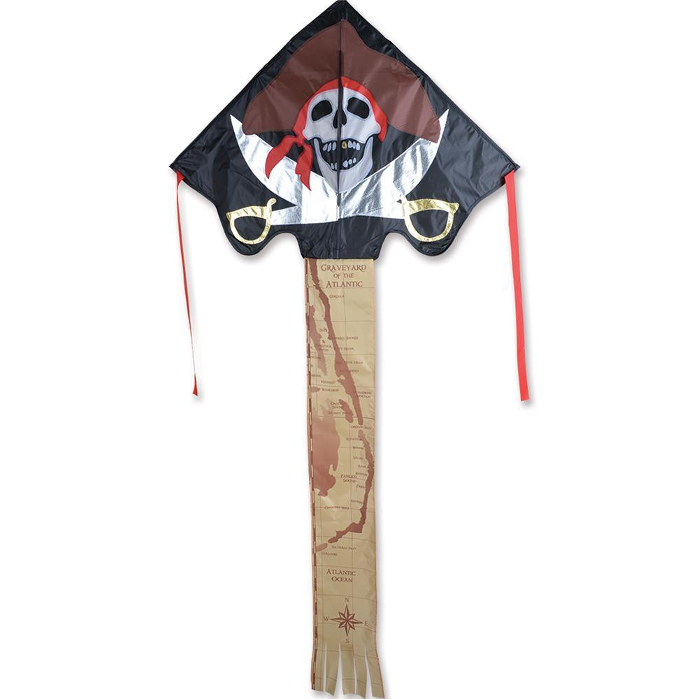 Outer Banks Pirate Easy Flyer Kite