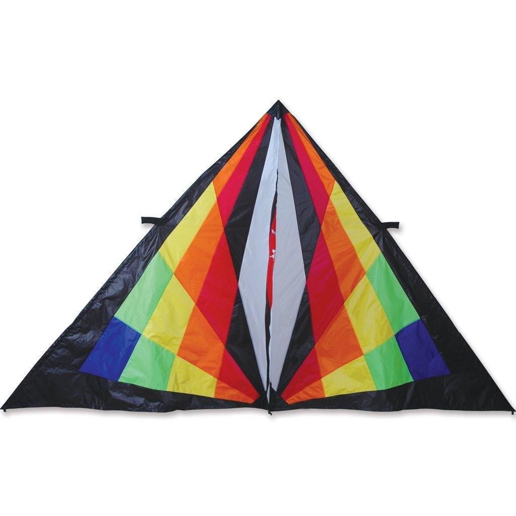 9 Foot Teknacolor Large Delta Kite