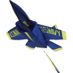 Blue Angel Jet Plane Kite