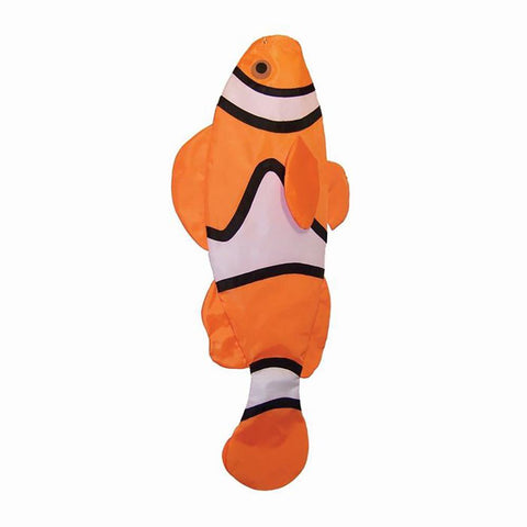 Clownfish 40 Inch Windsock - Kitty Hawk Kites Online Store