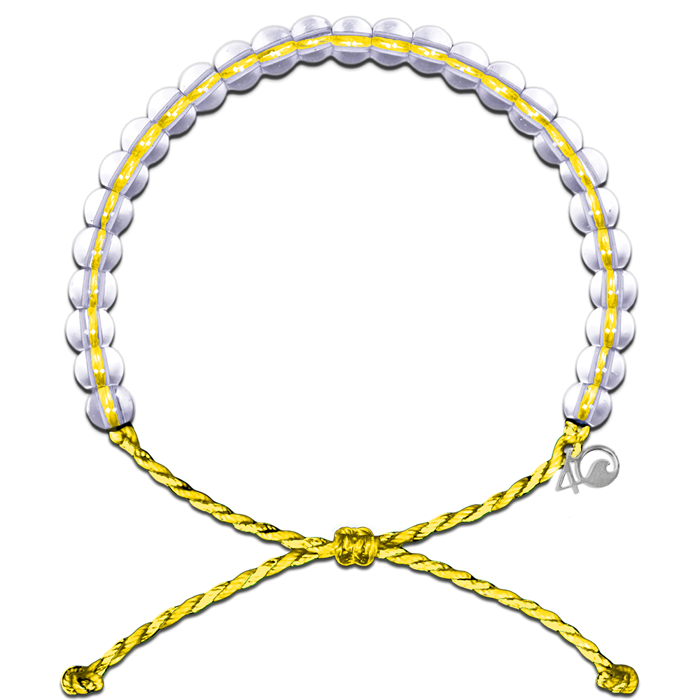 4Ocean Limited Edition Yellow Seabird Bracelet