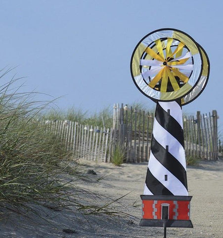 Cape Hatteras Lighthouse Wind Spinner