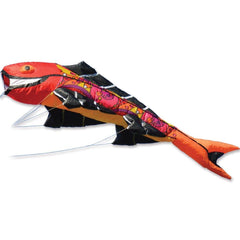 Warm Orbit Large Flying Fish