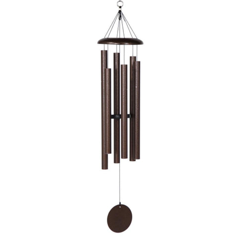 "Corinthian Bells 44"" Copper Vein Chime"