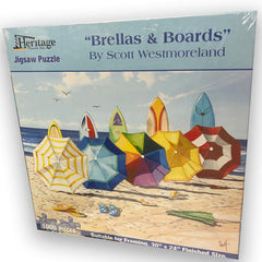 Brellas & Boards Puzzle