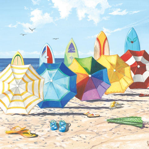Brellas & Boards Puzzle - Kitty Hawk Kites Online Store