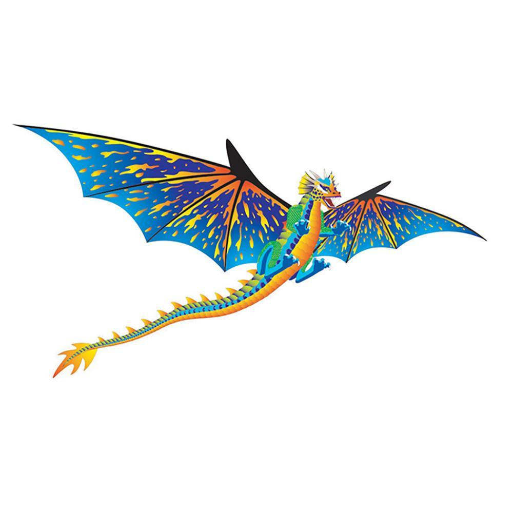 3-D Dragon Kite