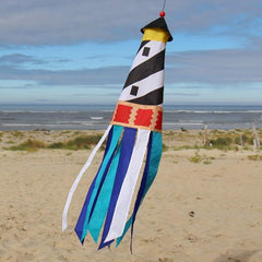 Lighthouse 3D 40 Inch Windsock - Kitty Hawk Kites Online Store