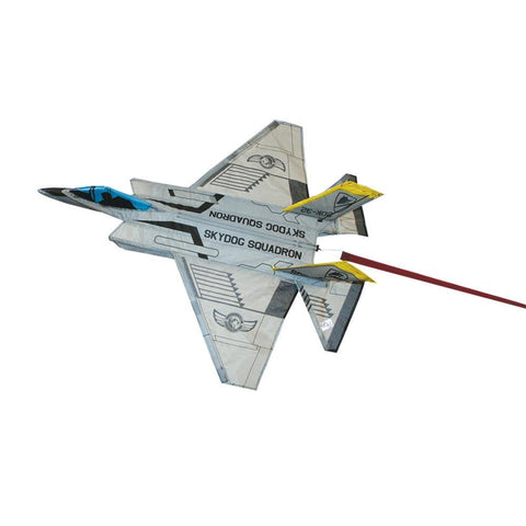 Skydog Jet Fighter 35 Airplane Kite