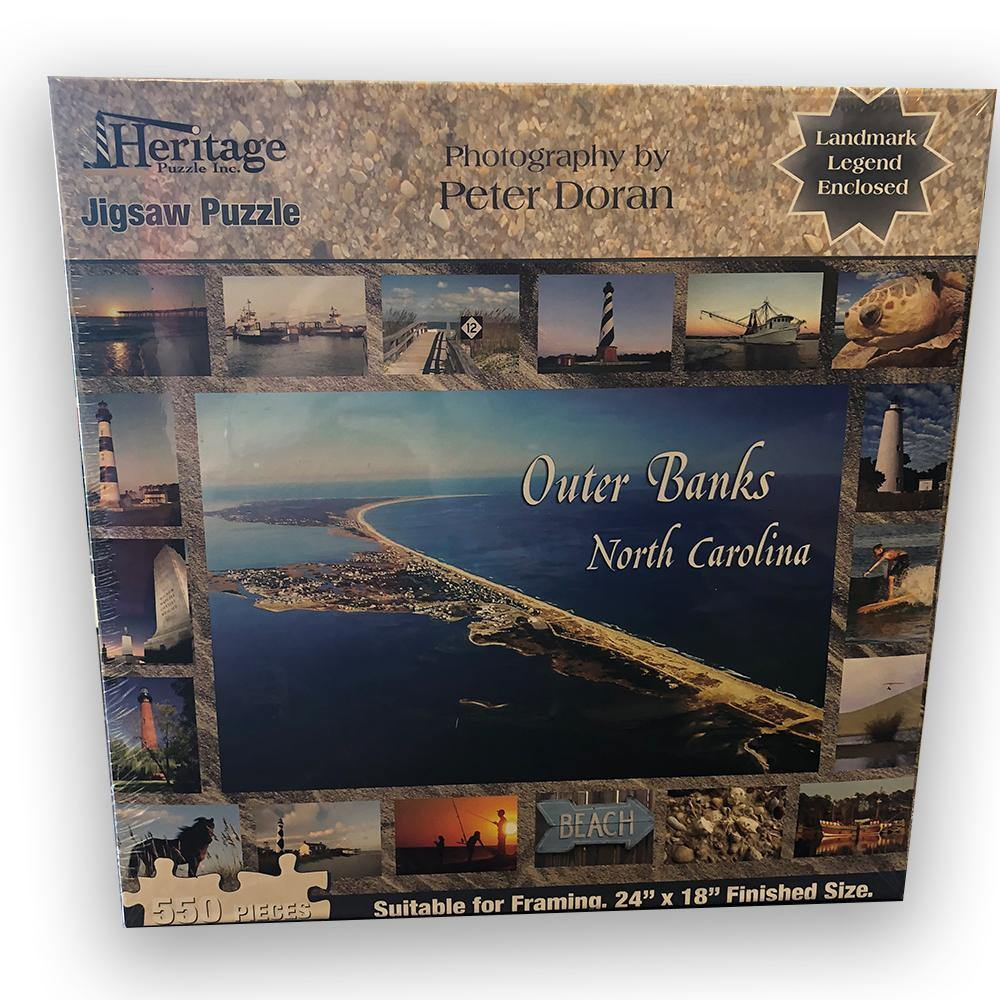 Outer Banks View Puzzle - Kitty Hawk Kites Online Store