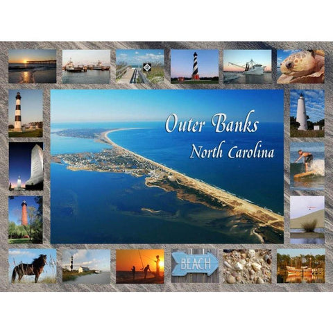 Outer Banks View Puzzle