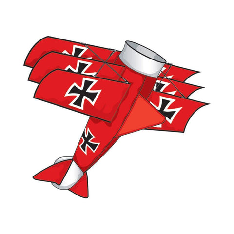 Red Baron SuperSize 3-D Airplane Kite - Kitty Hawk Kites Online Store