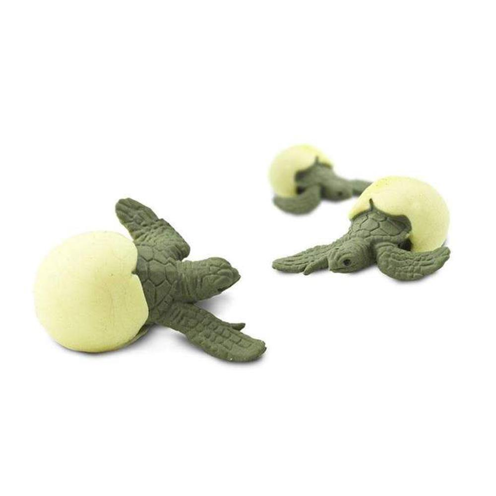 Good Luck Mini Baby Sea Turtle Toy - Kitty Hawk Kites Online Store