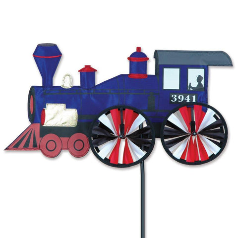 Steam Engine 21 Inch Wind Spinner