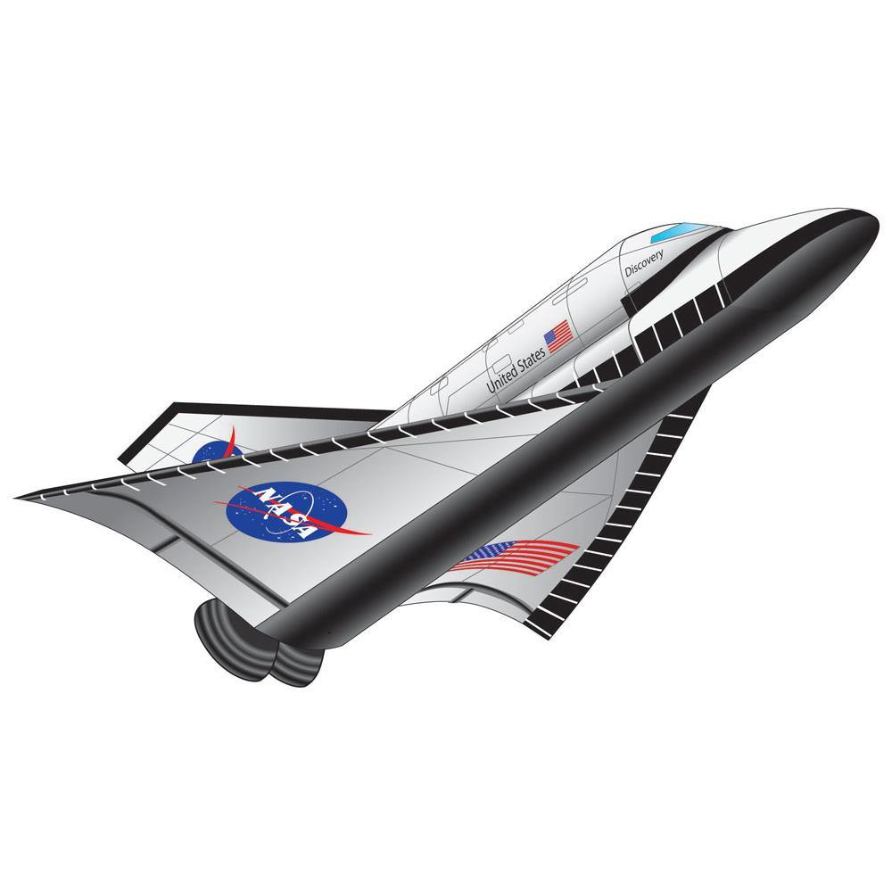 Shuttle SuperSize 3-D Plane Kite - Kitty Hawk Kites Online Store
