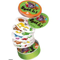 Spot It Jr. Animals - Kitty Hawk Kites Online Store